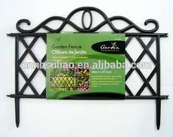 Decorative Flower Garden Fencing Plastic Garden Border Fence Buy Decorative Garden Border Fence Decorative Indoor Plastic Fence Plastic Small Garden Fence Product On Alibaba Com