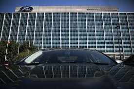 Ford Rethinks the Office, Betting That Work Will Be Partly Remote  Longer-Term