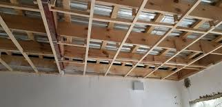 ceiling and cornice installation and