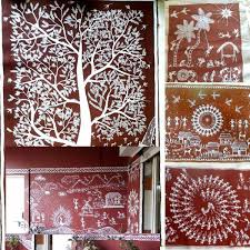 warli paintings manufacturer in pune