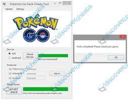 Pokemon Go Hack Cheats iOS Android Free Download