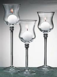 long stem tea light candle holder