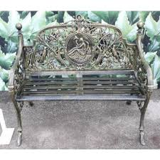 garden furniture and ornaments