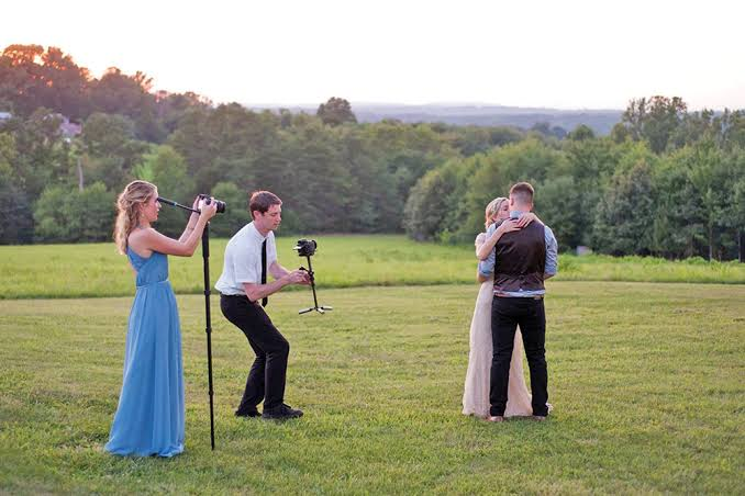 "Image result for wedding videographer"""