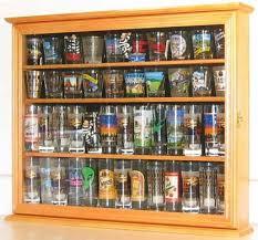 attractive shot glass display shelf 100
