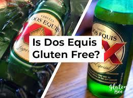is dos equis gluten free glutenbee