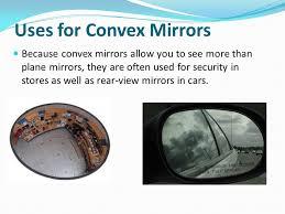 convex mirrors a mirror