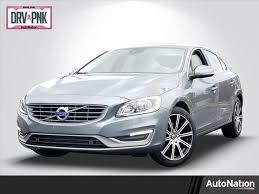 used volvo s60 vehicles in