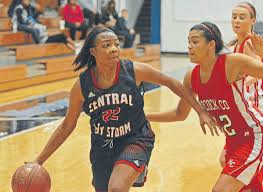Lady Storm impress in first preseason scrimmage | Sports | the-messenger.com