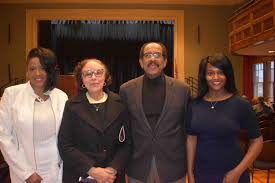 Sylvia Smith, Sammie and Morris Holmes, Dr. Danyelle Cummings – Today's  Communiqué