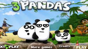 Unblocked Games 66 - 3 Pandas - video dailymotion