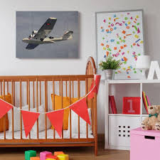 The Kids Room By Stupell 30 In X 40 In Kids Military Plane Vehicle By Daphne Polselli Canvas Wall Art Brp 2442 Cn 30x40 The Home Depot