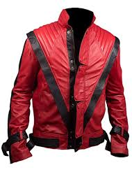 michael jackson thriller faux leather