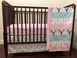 baby bedding deer crib bedding