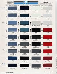 auto paint codes paint color codes