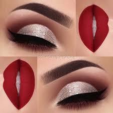 easy makeup festive makeup look easy