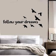 White Bedroom Wall Art Stickers Ebay Room Decor For Childrens Design Front Boy Vamosrayos