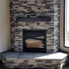 top 70 best corner fireplace designs