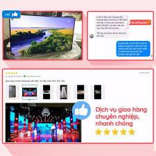 SMART TV 4K UHD Coocaa 50 inch - Android TV - Wifi - viền mỏng - Model  50S5G (Vàng) - 49 tivi giá rẻ Chân viền kim loại giá rẻ 6.299.000₫