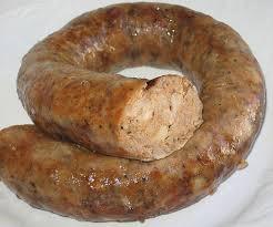 homemade sausage hazi kolbasz
