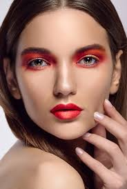 25 amazing makeup ideas with red