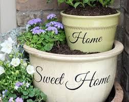 Pin By Amy Bowen On Gardening Diy Flower Pots Flower Pots Spring Planter