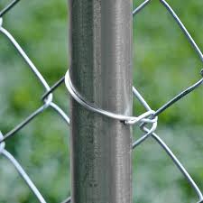 Blue Hawk 30 Pack Silver Metal Fence Tie Chain Link Fence In The Fence Hardware Department At Lowes Com