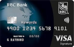 u s credit cards for canadians rbc bank