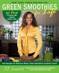 10 day green smoothie cleanse by jj