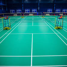 badminton court flooring cleaning materials badminton court