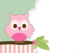 Buhos Imprimibles Gratis Baby Shower Buho Invitaciones De Buho