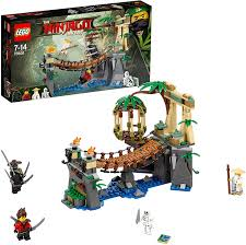 LEGO Ninjago Movie 70608 Master Falls Toy: Amazon.co.uk: Toys & Games