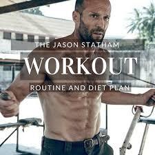 jason statham workout routine and t