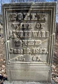 Polly Ward (1791-1852) - Find A Grave Memorial