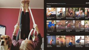 launch grokker yoga fitness