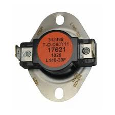 coleman evcon furnace limit switch