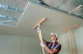 how to hang drywall on ceilings tools
