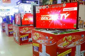 Tivi, tủ lạnh, máy giặt đồng giảm giá siêu hời tháng sinh nhật 23 tuổi Nguyễn  Kim