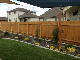 Got Ugly Metal Fence Posts Diy Garden Project Cure The Garden Glove