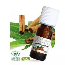 Huile essentielle de Cannelle de ceylan (Cinnamomum zeylanicum) bio