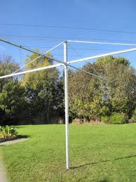 Our Rotary Clotheslines Are One Of The Most Reliable Clotheslines On The Market Otago Engineering