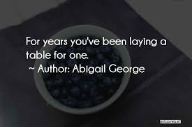 Abigail George Famous Quotes & Sayings