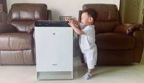 Đánh giá máy lọc không khí bù ẩm panasonic - NOVADIGITAL