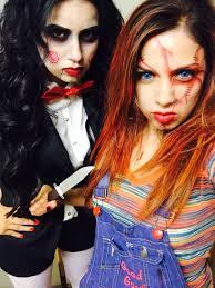 diy halloween costumes jigsaw chucky