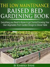 raised bed gardening book