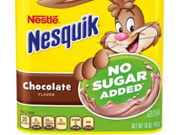 nesquik nutrition facts eat this much