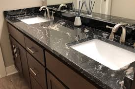 new remodeled granite bathrooms all