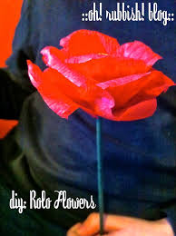 diy rolo chocolate flowers unique