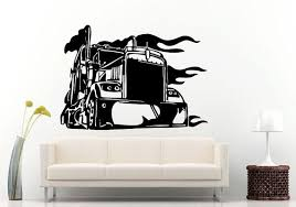 Pin On Trucks Wall Stickers Decals