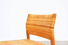 bm 61 dining chairs by børge mogensen